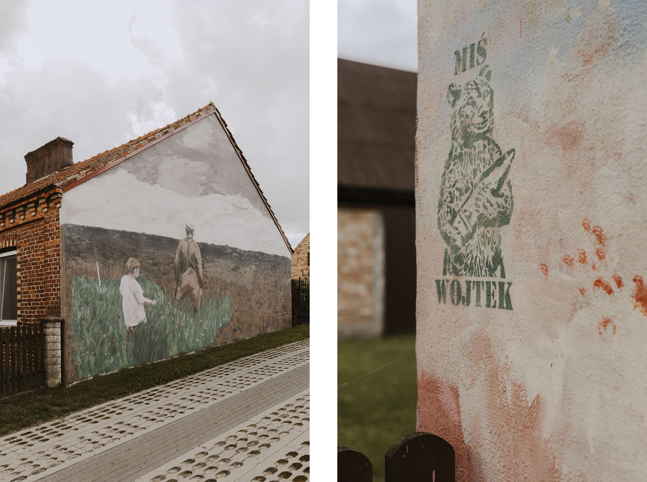 Malownicze wsie wPolsce. - Wizna