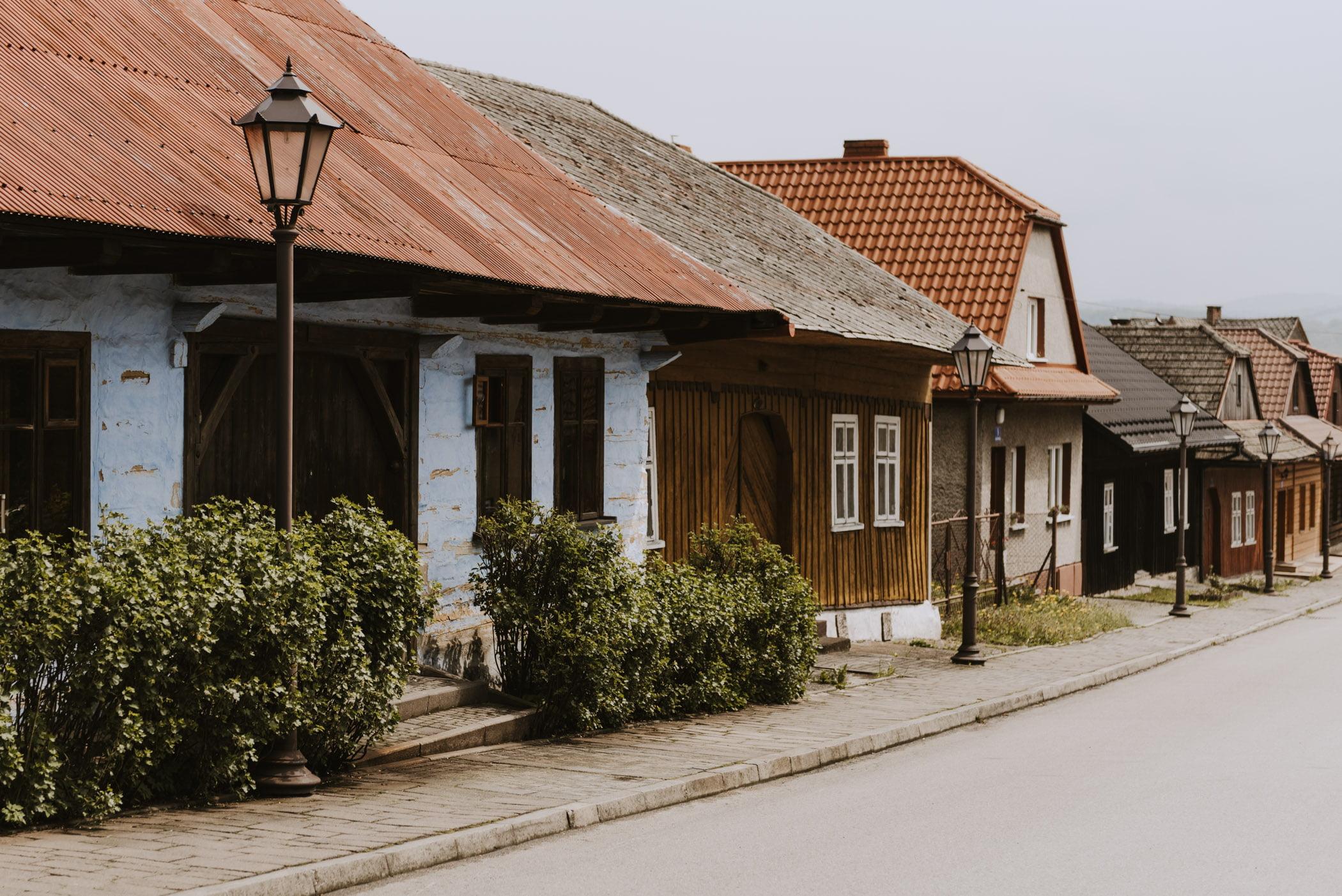 Malownicze wsie wPolsce - Lanckorona