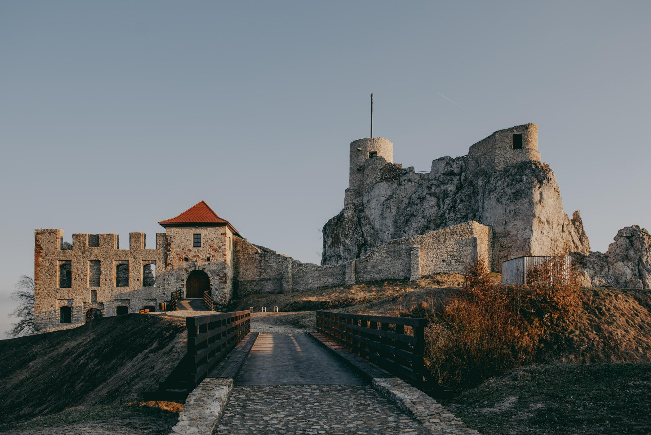 Zamek wRabsztynie