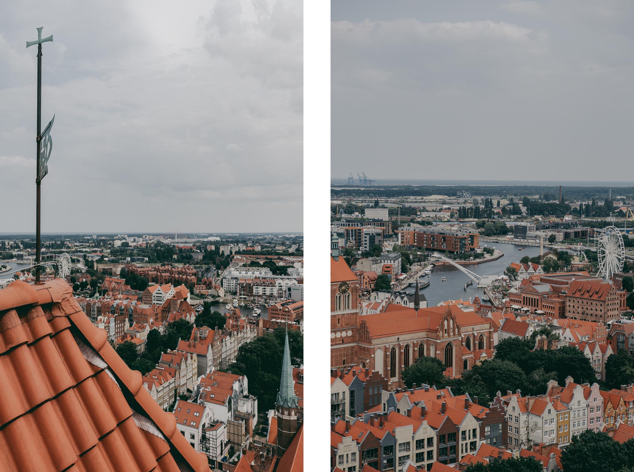 Punkty widokowe naGdańsk