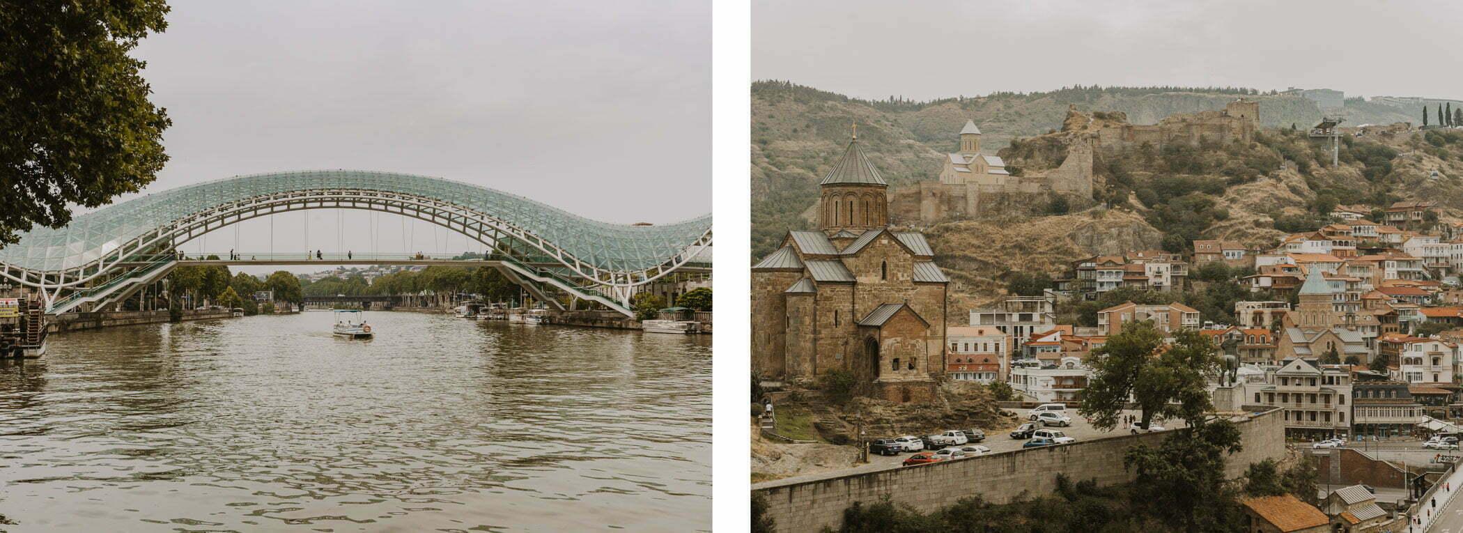 Tbilisi - Most Pokoju