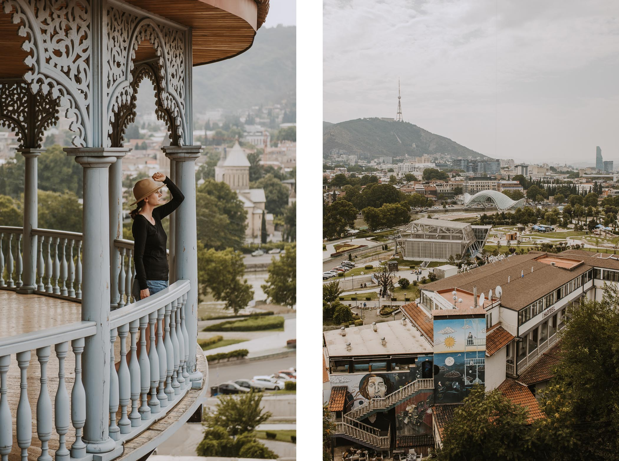 Balkon Królowej Dareżdżan
