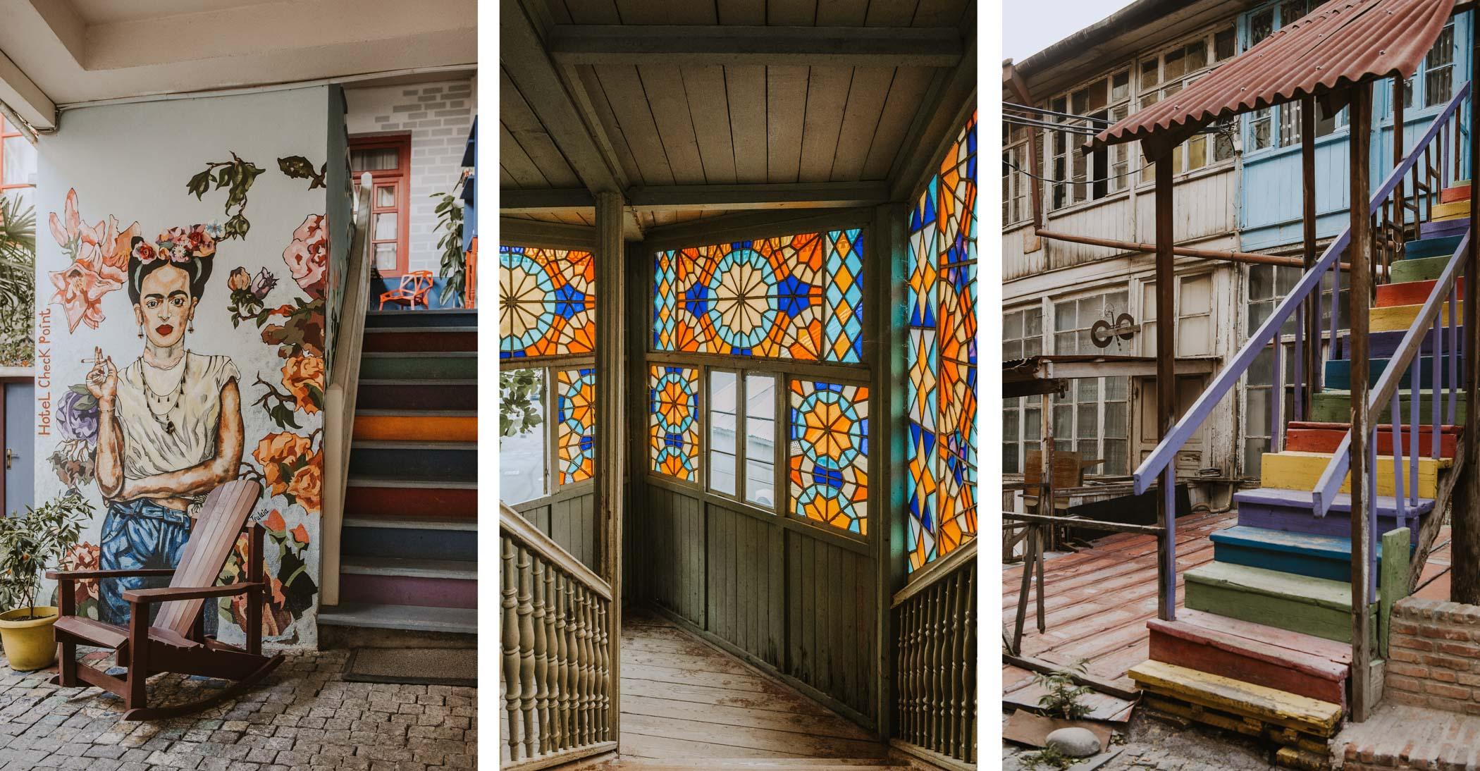 Stare Miasto wTbilisi