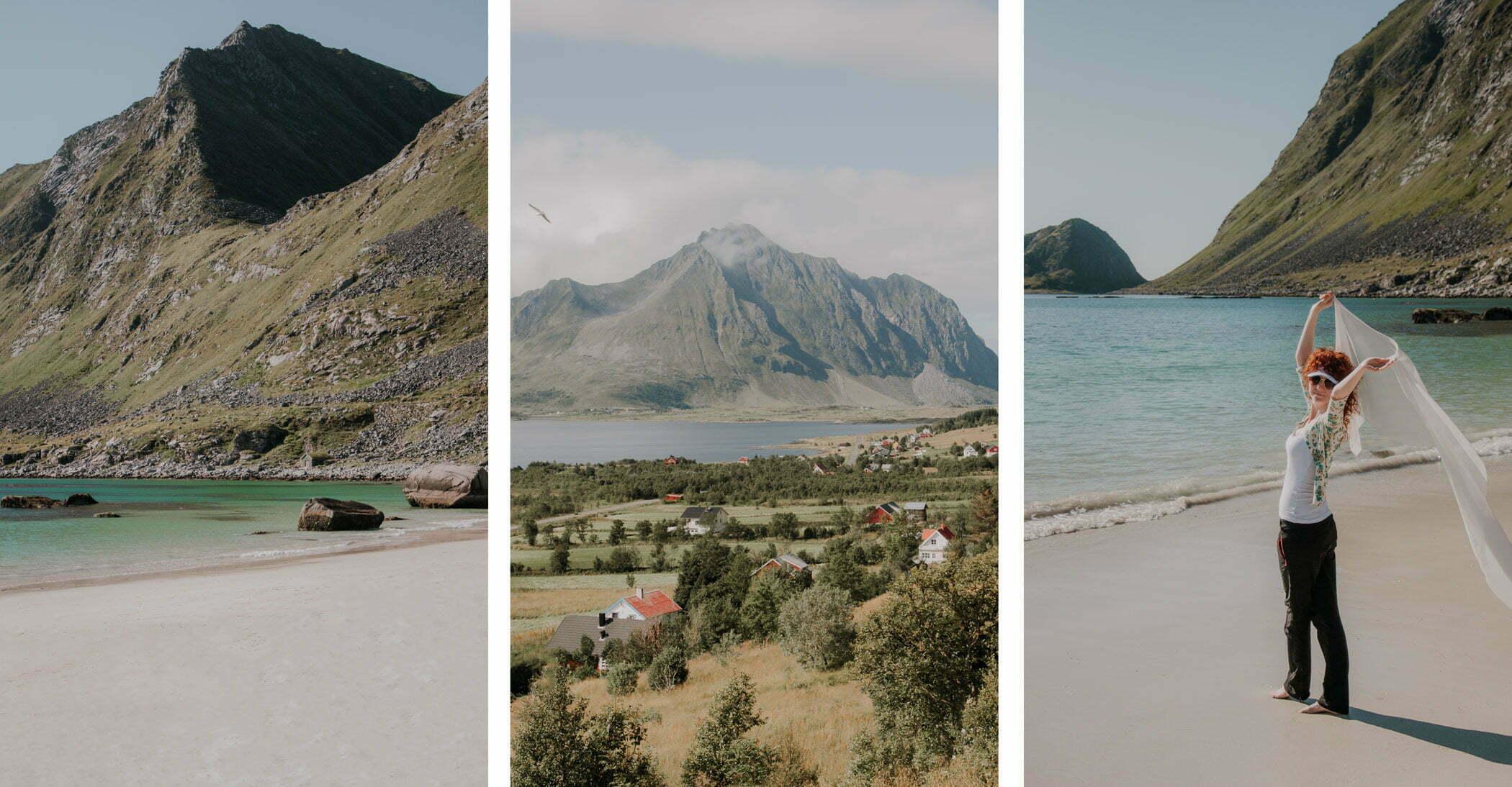 Lofoty – wyspy Norwegii.