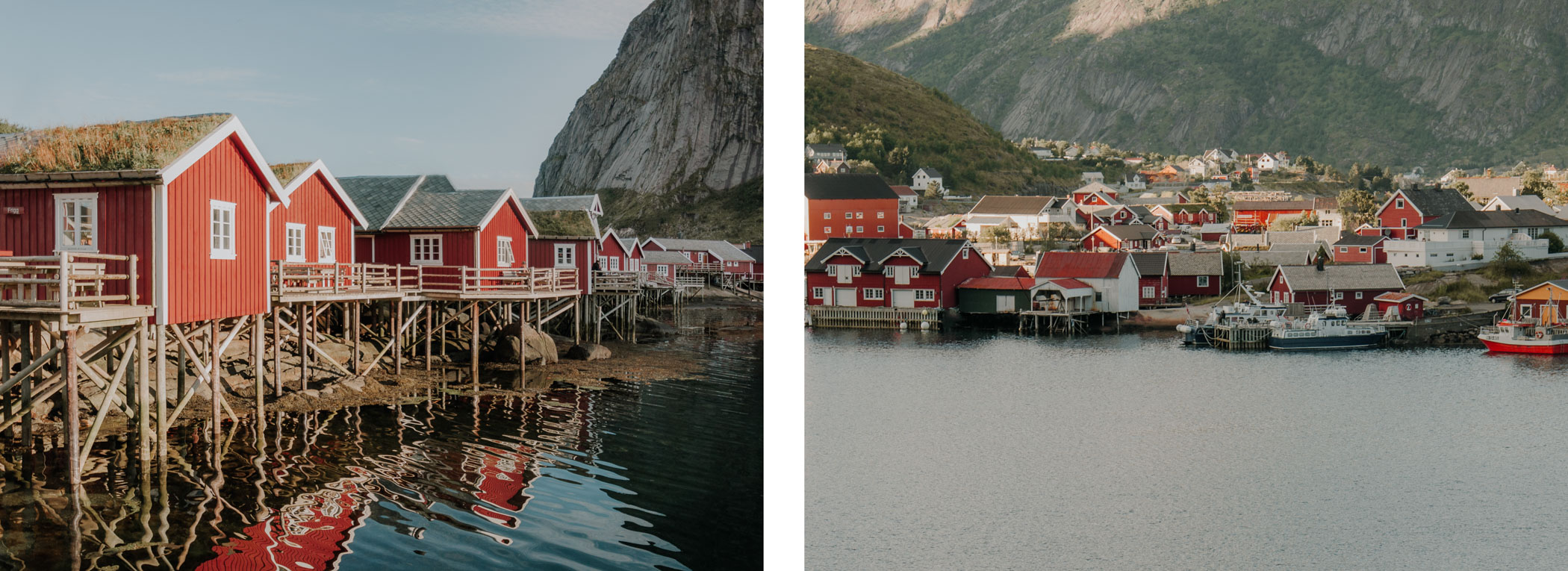 Lofoty – niezwykłe wyspy Norwegii.