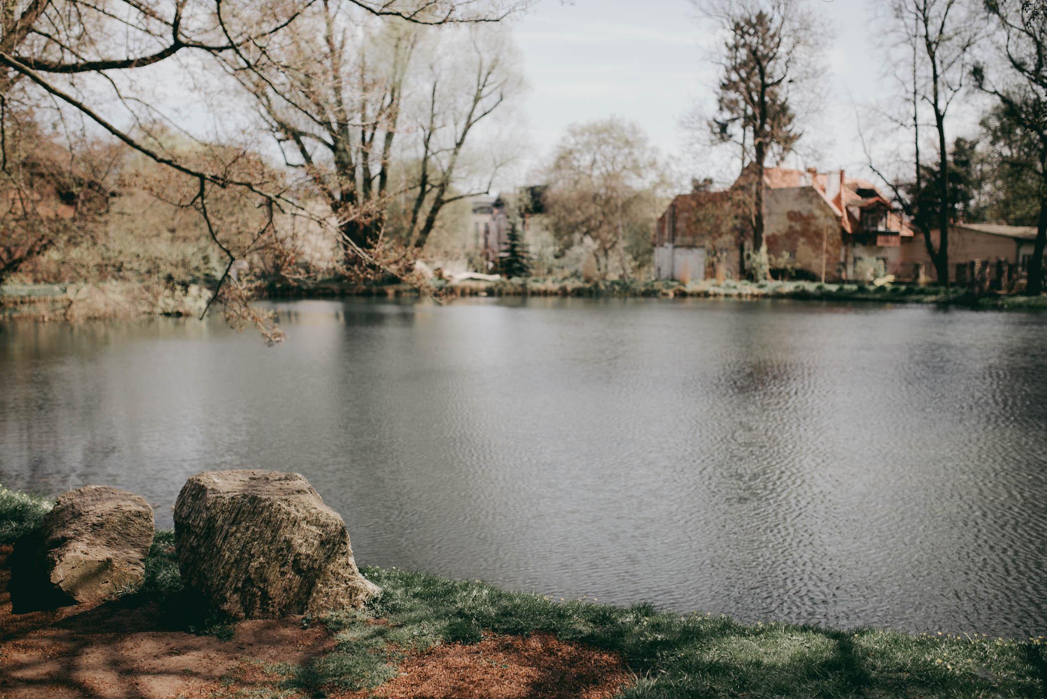 Przewodnik poGdańsku - park oliwski